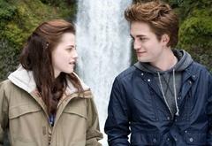 Эдвард и Белла: у водопада.