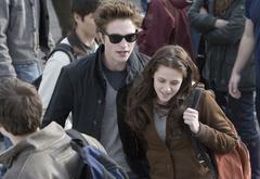 Эдвард и Белла: заявление об отношениях.