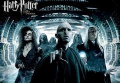 Армия Темного Лорда в Министерстве Магии