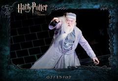 Дамблдор в Министерстве магии