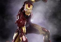 Кадр из первого фильма о Железном человеке