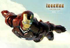 Промо первого фильма о Железном человеке