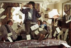 Гарри получил письмо из Хогвартса