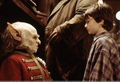 Гарри Поттер в Гринготс