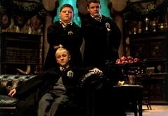 Драко Малфой и его телохранители