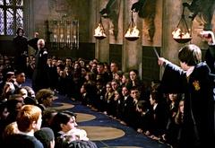 Гарри и Драко в дуэльном клубе