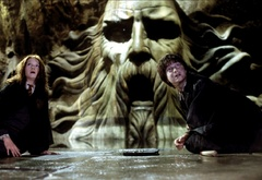 Гарри И джинни в Тайной комнате