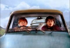 Гарри и Рон в фордике