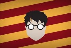 Гарри Поттер в стиле минимализма