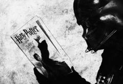 Дарт Вейдер читает Гарри Поттера
