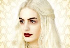 Белая Королева Мирана Мраморная