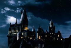 Хогвартс ночью