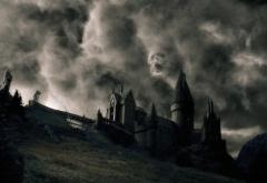 Чёрная Метка над Хогвартсом