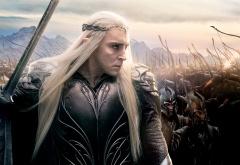 Трандуил и эльфы