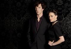 Шерлок и Ирэн