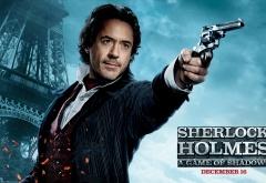 Шерлок Холмс в Париже