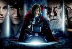 Главные герои фильма Тор