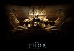 Один на троне