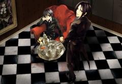 Не хотите ли чаю?
