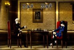 Два хозяина, двое дворецких