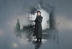 Задумчивый Шерлок