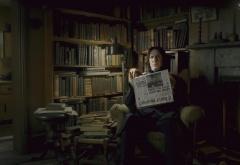 Снейп читает