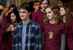Гермиона, Гарри и гриффиндорцы