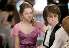 Гермиона и Гарри на балу