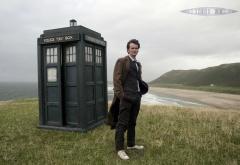 Доктор и Тардис на Новой земле
