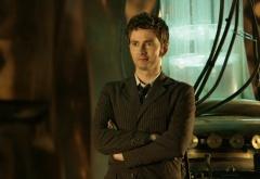 Десятый Доктор в Тардис