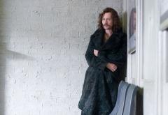 Сириус Блэк в халате