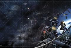 Космическая станция \