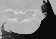 Бэтмэн, рисунок