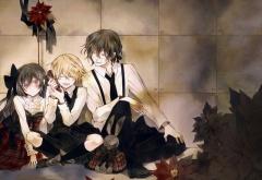 Гил, Оз и Алиса