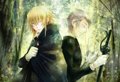 Винсент и Элиот