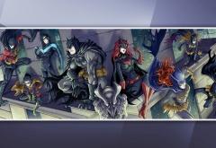 Бэт-семья