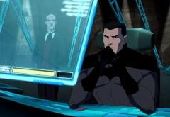 Бэтмен у компьютора