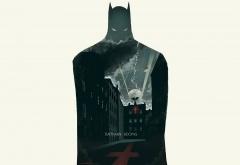 Бэтмен, начало.