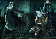 Снейп и Дамблдор