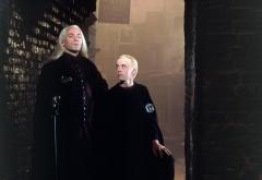 Люциус и Драков в Лютом переулке