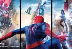 Человек-паук и его враги