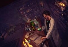 Лаборатория волшебника
