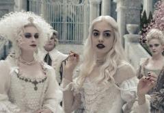 Белая королева и подданые