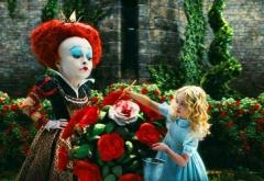 маленькая алиса и красная королева