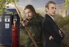 робин и доктор