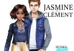 Клеман и Жасмин