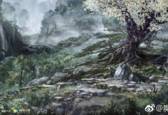 Тысячелетняя сакура